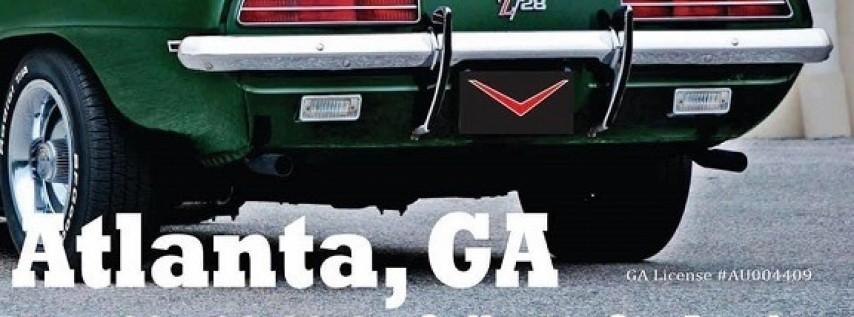 Vicari Classic Car Auction- Atlanta 2019