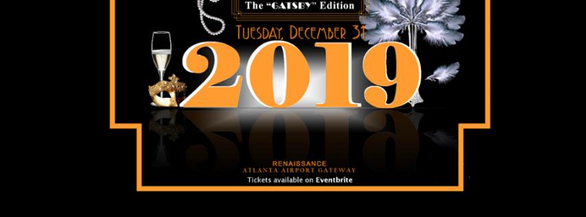 NYE Masquerade Ball - The Gatsby Edition