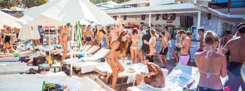 Decks In The Park Rooftop Pool Party June 22