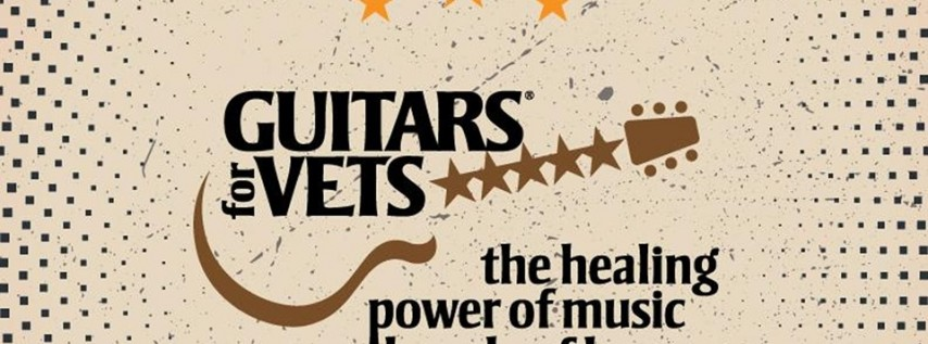 Guitars for Vets at Chicago Music Exchange
