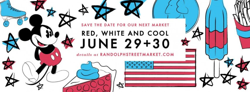 Randolph Street Market Chicago, June 29+30, 2019 outdoor-indoor