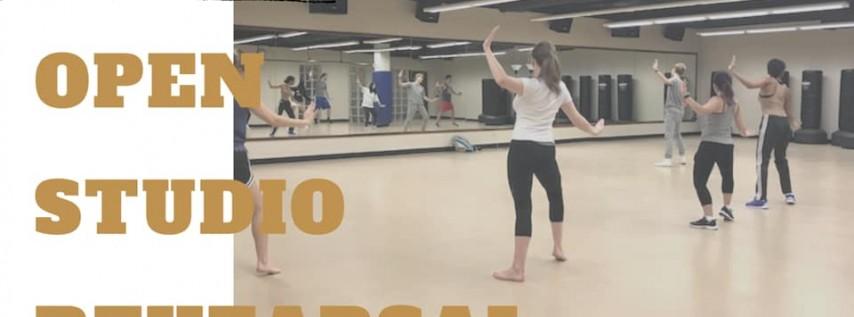 Open Studio Rehearsal for Miss Texas