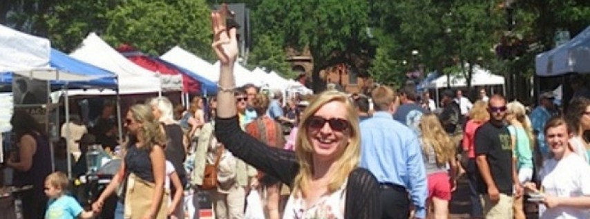 First Sunday Arts Festival - July 7th