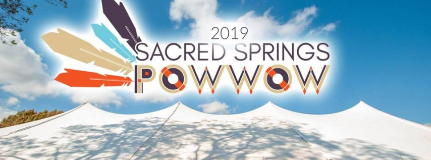 2019 Sacred Springs Powwow