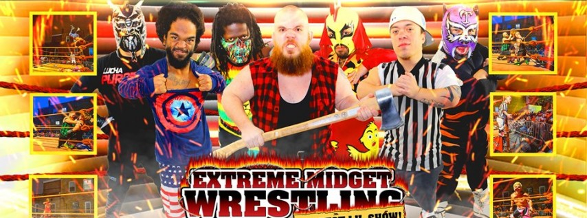 Extreme Midget Wrestling Live in San Marcos, TX!