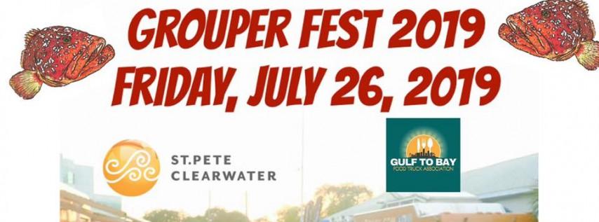 St. Pete Grouper & Craft Beer Fest - Free Admission