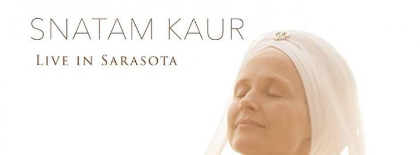 Snatam Kaur: Live in Sarasota