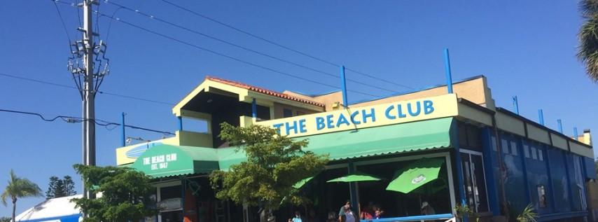 Friday July 12, Tropical Ave at Beach Club- Siesta Key 8-11p