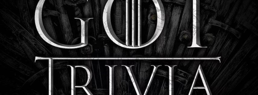 Game of Trivia Bar Crawl - SATX