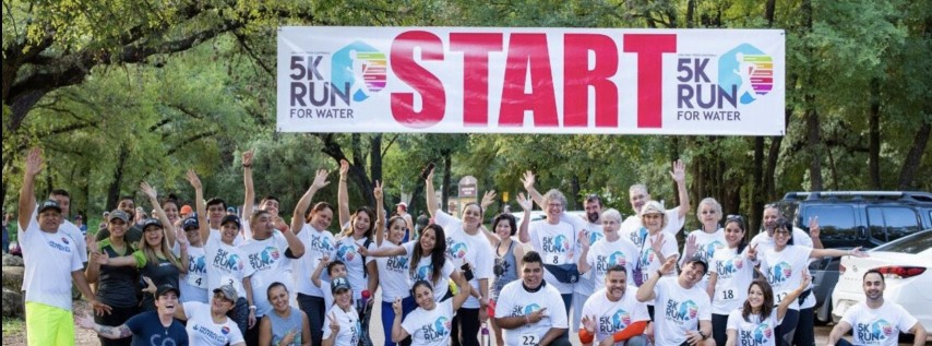 3rd Annual 5k Run for Water
