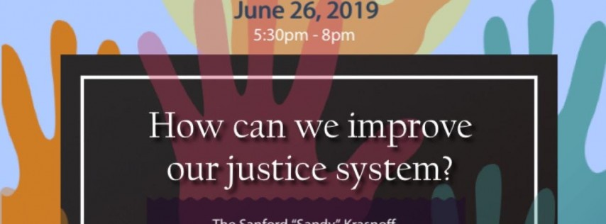 Justice System Community Roundtable