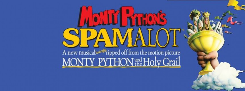 Entr'Acte Theatrix Presents Monty Python's Spamalot! June 20-30