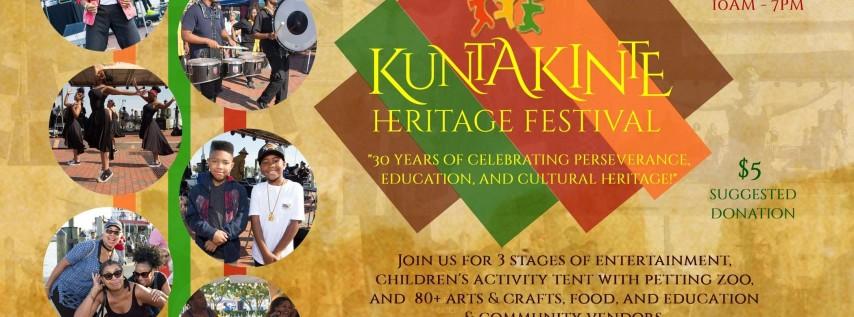 30th Annual Kunta Kinte Heritage Festival