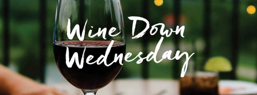 Wine Down Wednesday Sip & Paint