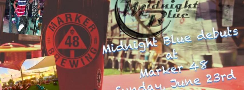 Midnight Blue debuts at Marker 48