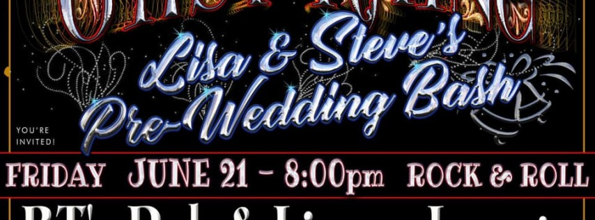 GYPSY RAINE Pre-Wedding Bash