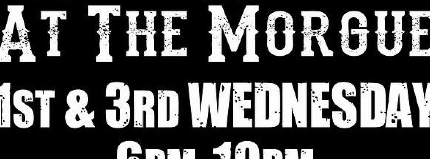 Bike Night at The Morgue