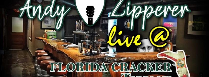 Andy Zipperer LIVE at Florida Cracker