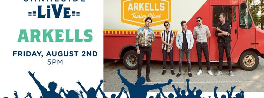 Canalside! Live: Arkells