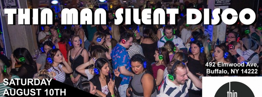 Thin Man Brewery Silent Disco | Presented By: SE2 Silent Disco