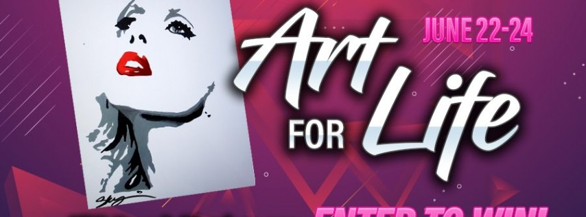 Art For Life Weekend