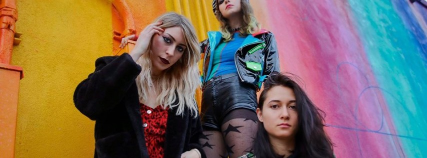 Potty Mouth, Colleen Green, Stress Dolls