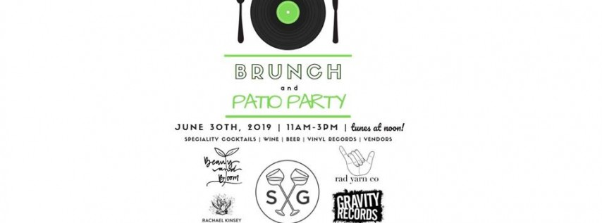 The Second Glass Brunch & Patio Party