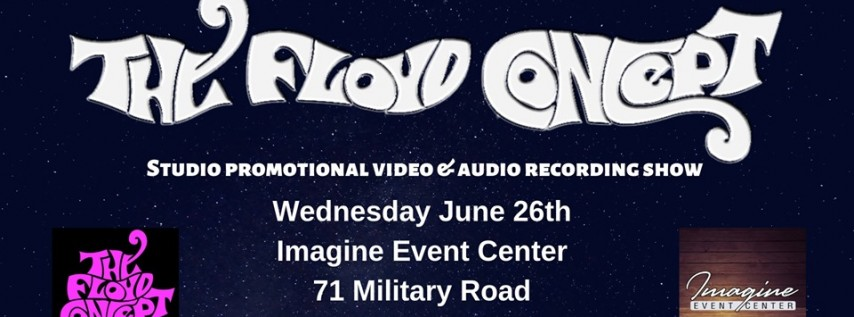 The Floyd Concept at Imagine Event Center (Special Promo Show!)