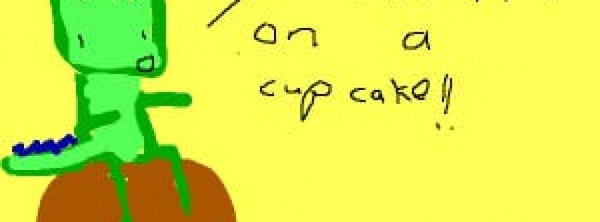 Dinosaurs & Cupcakes!