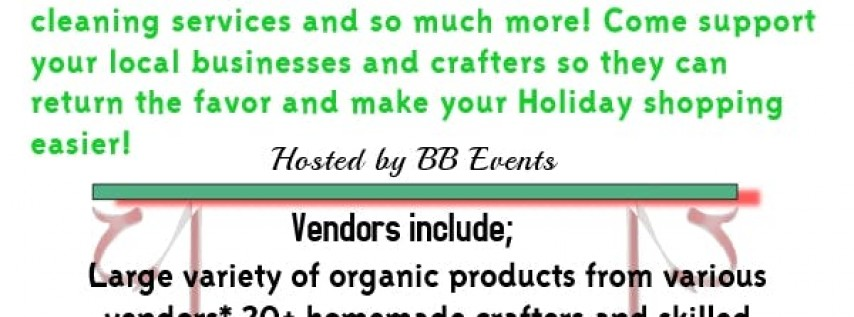 4th Annual Christmas Multi Vendor Fair