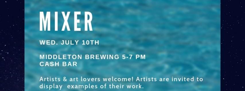 WVACA July Mixer 5-7 PM Cash Bar