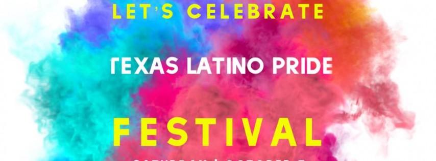 2019 Texas Latino Pride Festival