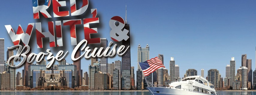 Red, White & Booze Cruise on July 5th