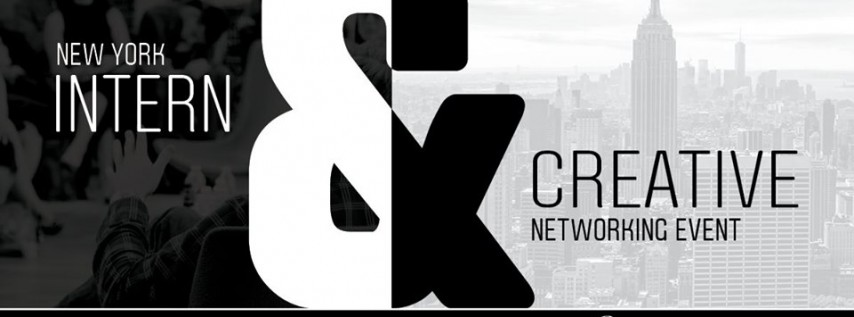 NY Intern & Creative Networking Event