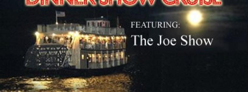 The Joe Show Friday Night Dinner Show $60pp