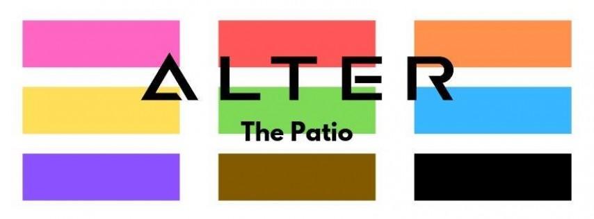 Alter The Patio (Pride Edition)