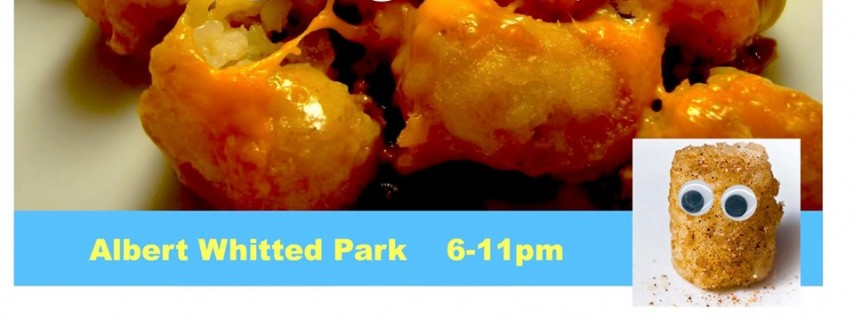 TATER TOT THROW DOWN- Free Admission