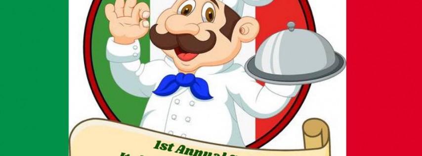 First Annual Italian Food & Wine Festival - Free Admission