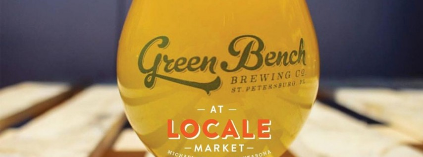Beer + Bites: Green Bench Brewing Tasting Class