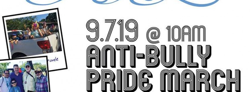 Anti-Bully PRIDE MARCH