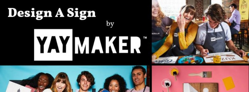 Design A Sign- Choose from 500+ Designs!