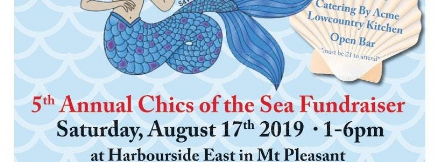 5th Annual Chics of the Sea
