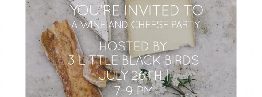 Summers Eve Wine & Cheese Night