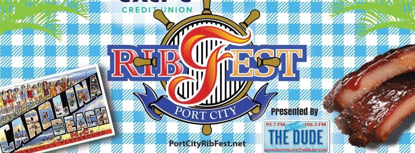 2019 Port City RibFest