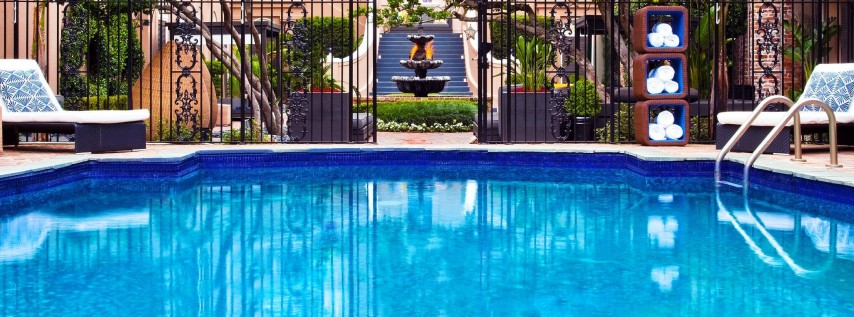 W French Quarter WET Deck Pool Pass WEEKDAYS