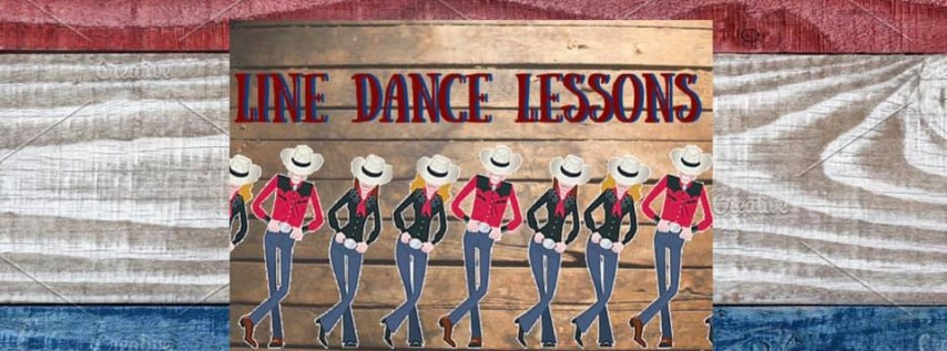 Line Dance Lessons & 4th of July Party!