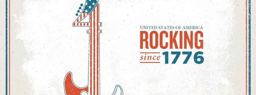 Celebrate the 4th at Hard Rock Cafe!