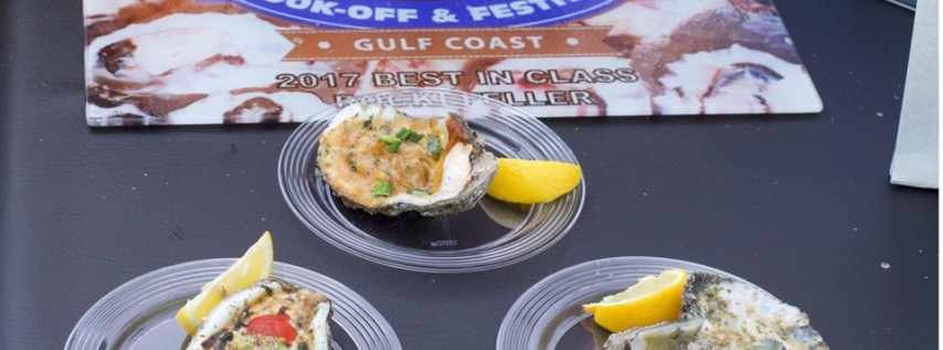 Gulf Coast Oyster Cook Off & Festival