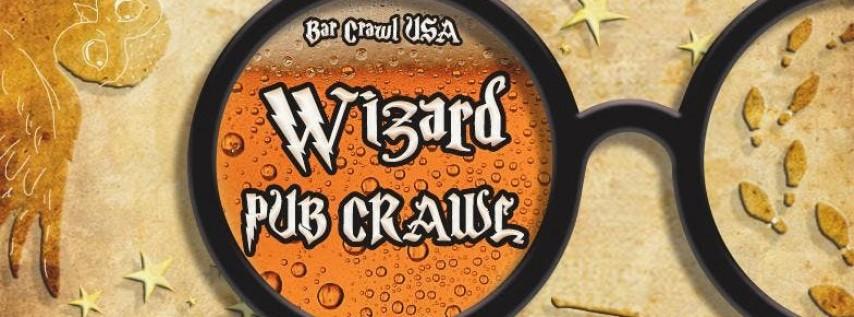 Wizard Pub Crawl - Asheville