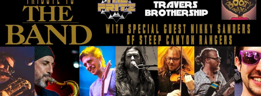 4th of July | AVL All Star Tribute to The Band | Asheville Music Hall